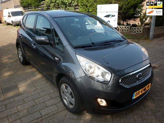 Kia Venga occasion - Autobedrijf in en verkoop auto's Evert van den Top