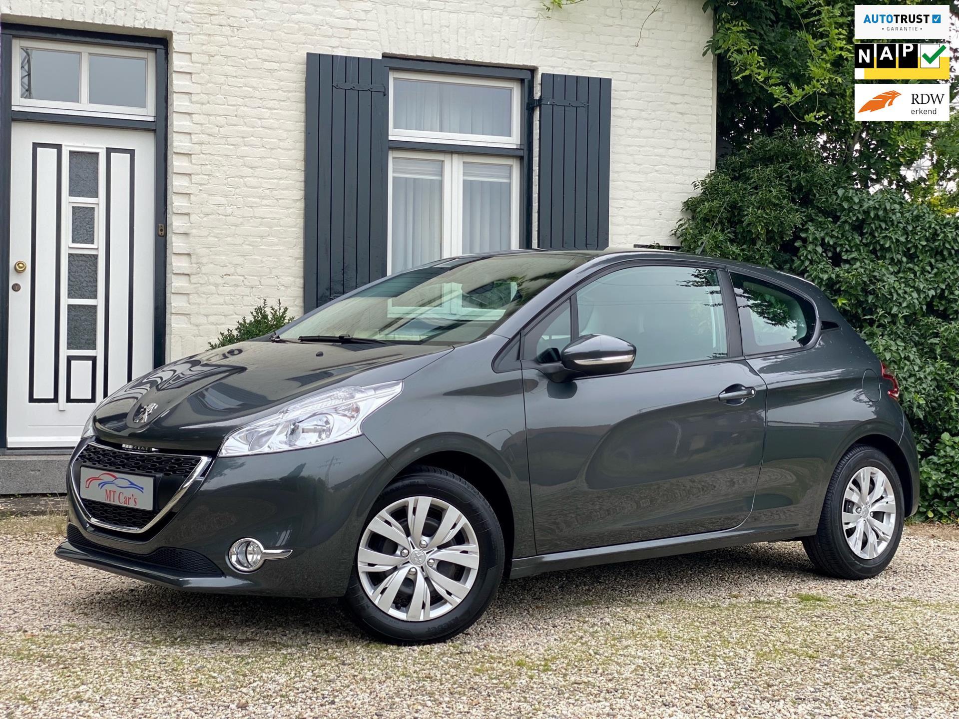 Peugeot 208 occasion - M.T.  Cars & Carcleaningcenter