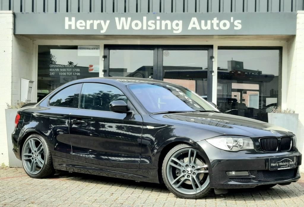 BMW 1-serie Coupé occasion - Herry Wolsing Auto's