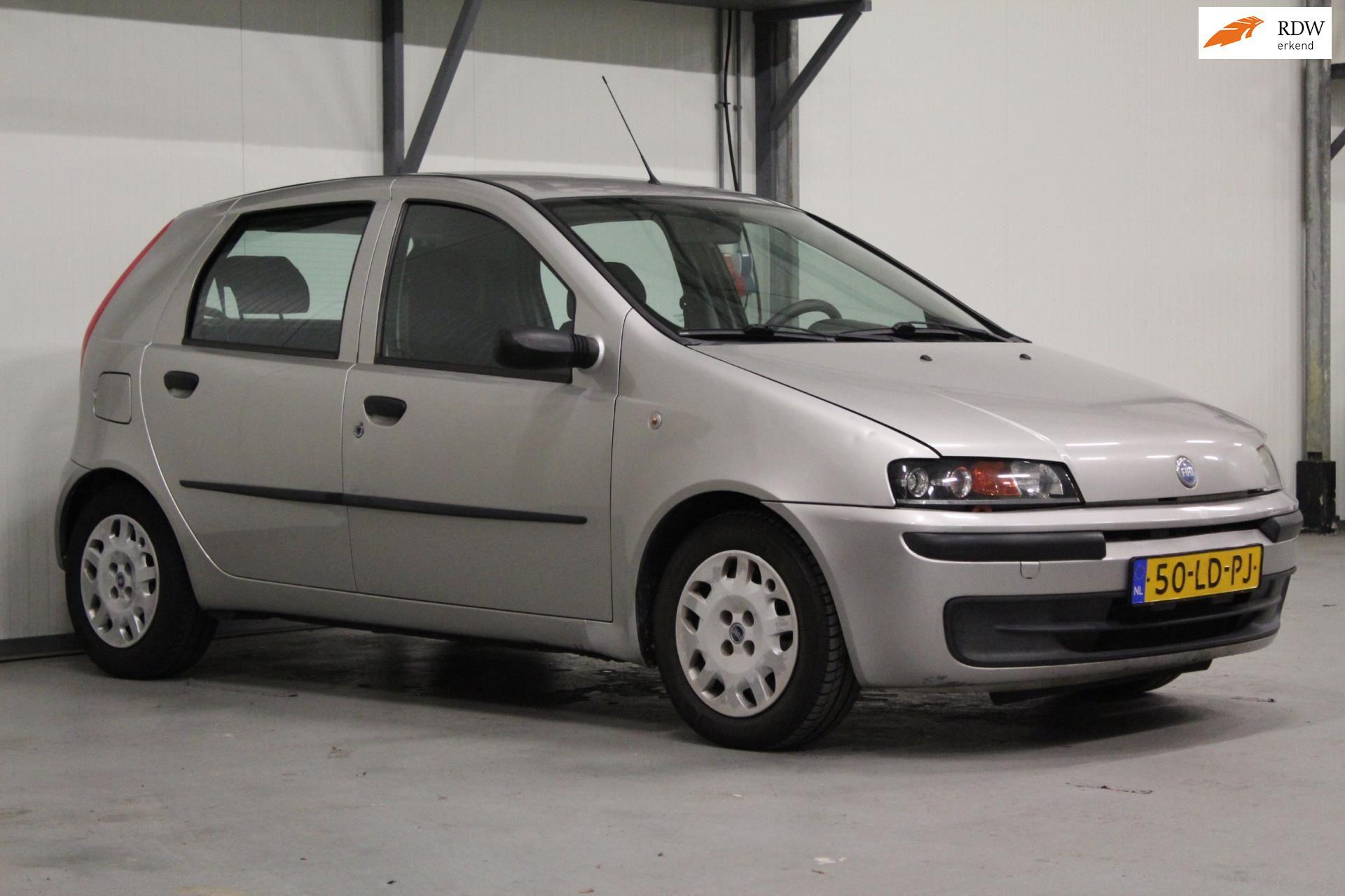 Fiat Punto occasion - Gerrit Vos Auto's