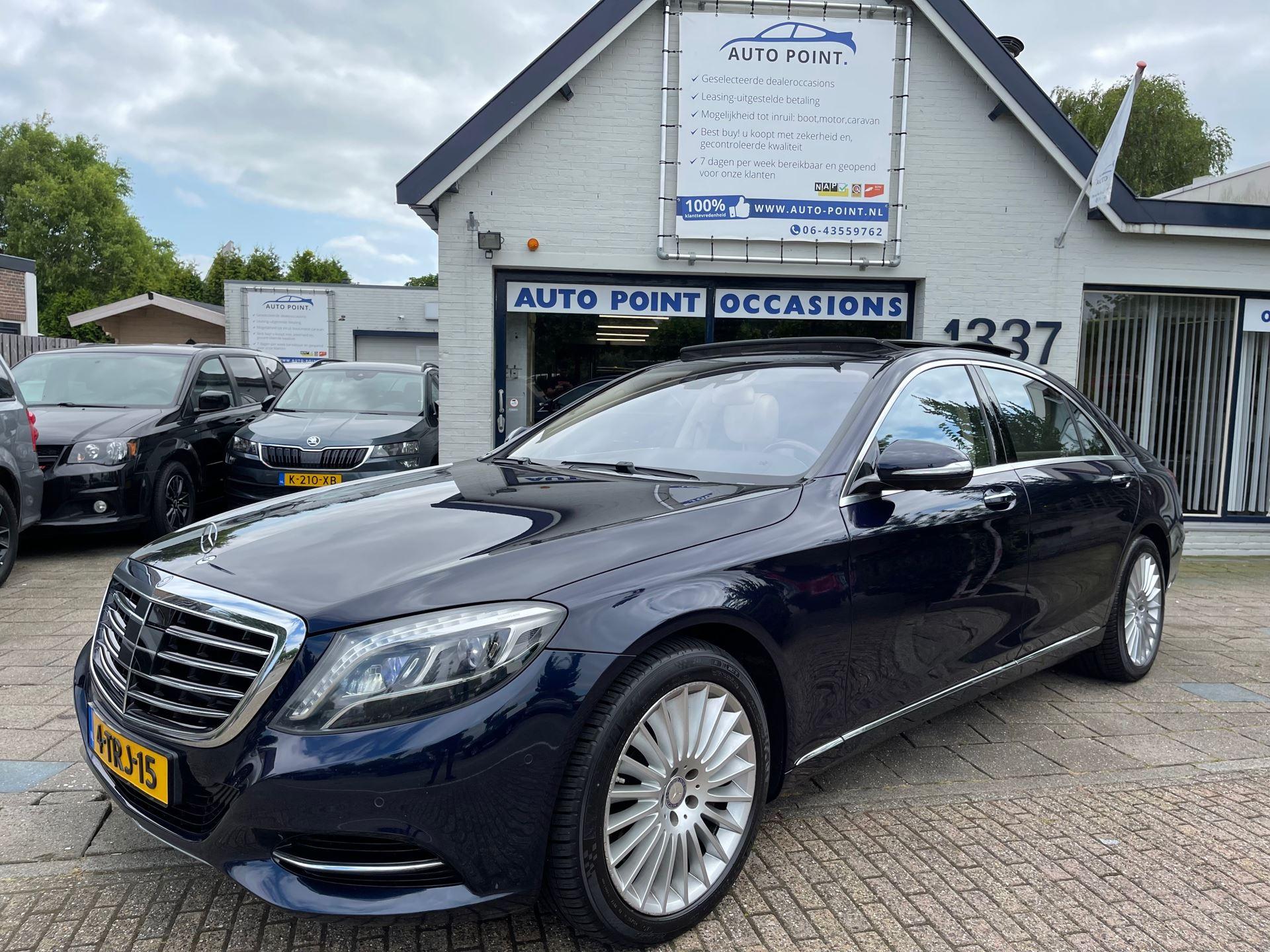 Mercedes-Benz S-klasse occasion - Auto Point