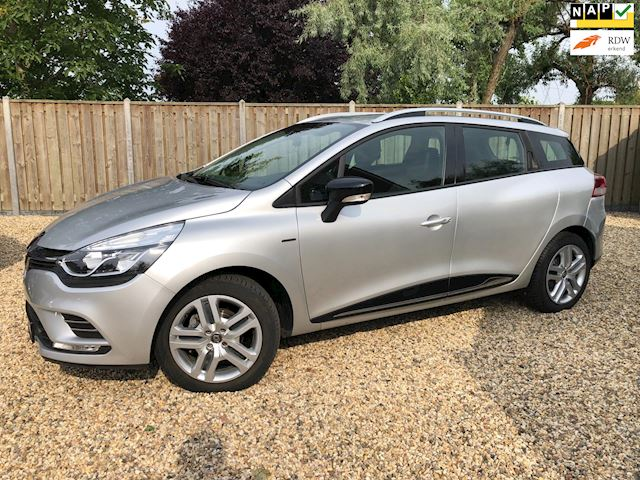 Renault CLIO 0.9 TCe  Grandtour Limited   Airco & Cruise controle