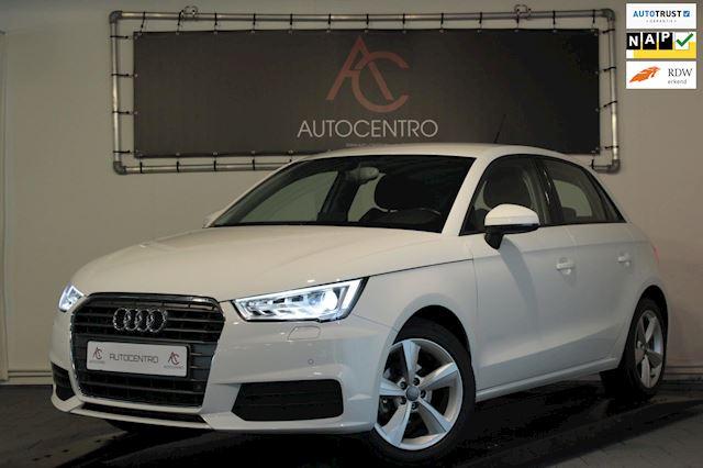 Audi A1 Sportback 1.0 TFSI Automaat / LED / Navi / Stoelverwarming / PDC V+A