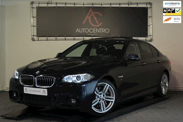 BMW 5-serie 535i M-Sport / Harman Kardon / HUD / Schuifdak / 19