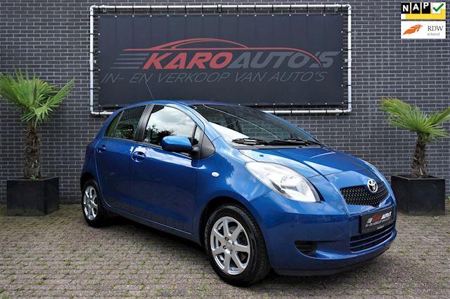 Toyota Yaris occasion - KARO Auto's