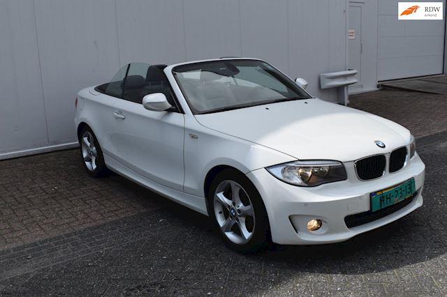 BMW 1-serie Cabrio 118d