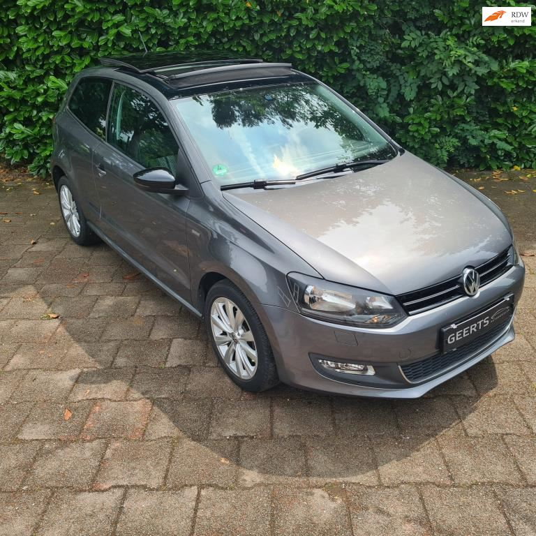 Volkswagen Polo occasion - Geerts automobielen