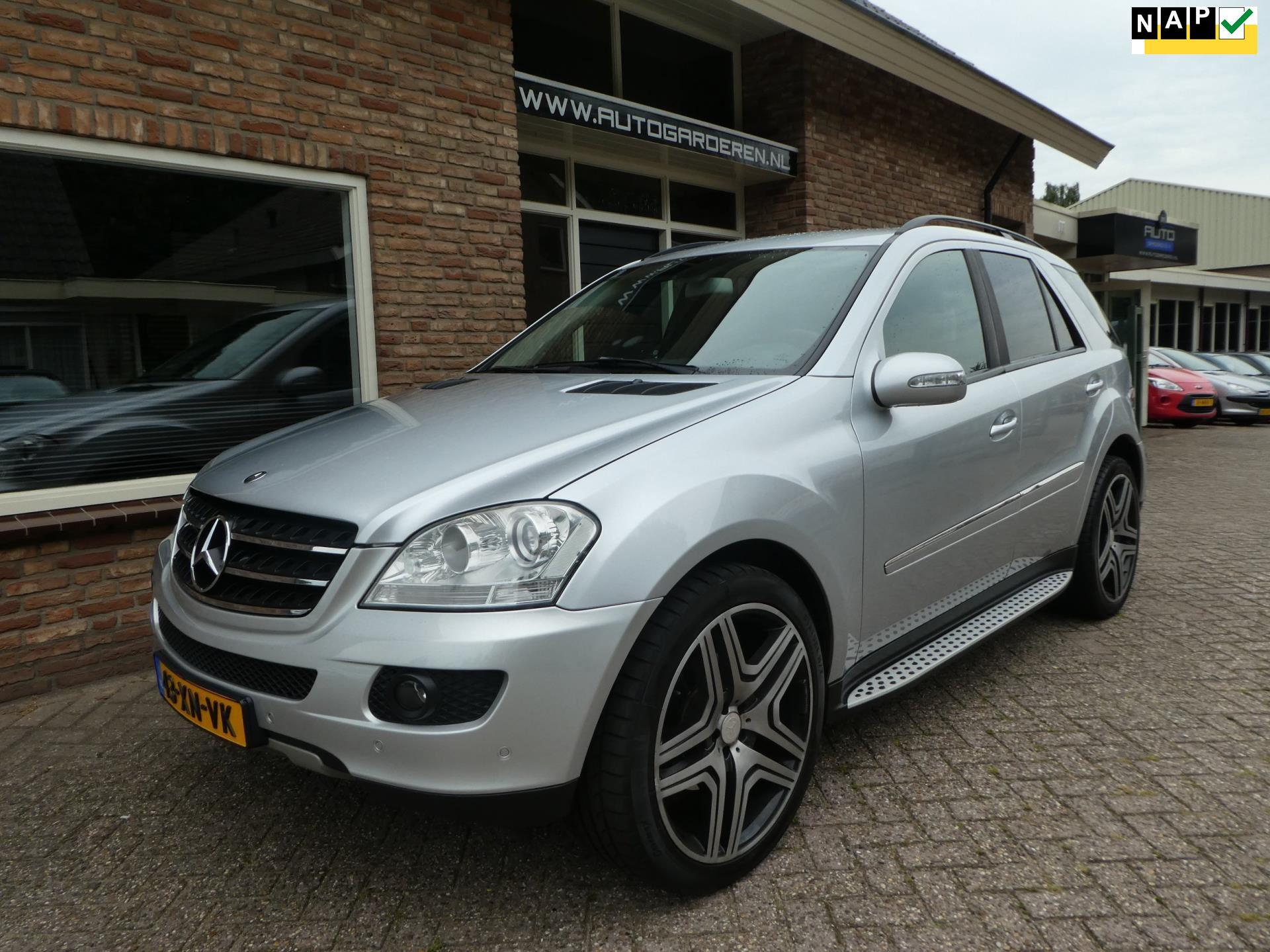 Mercedes-Benz M-klasse occasion - Auto Garderen