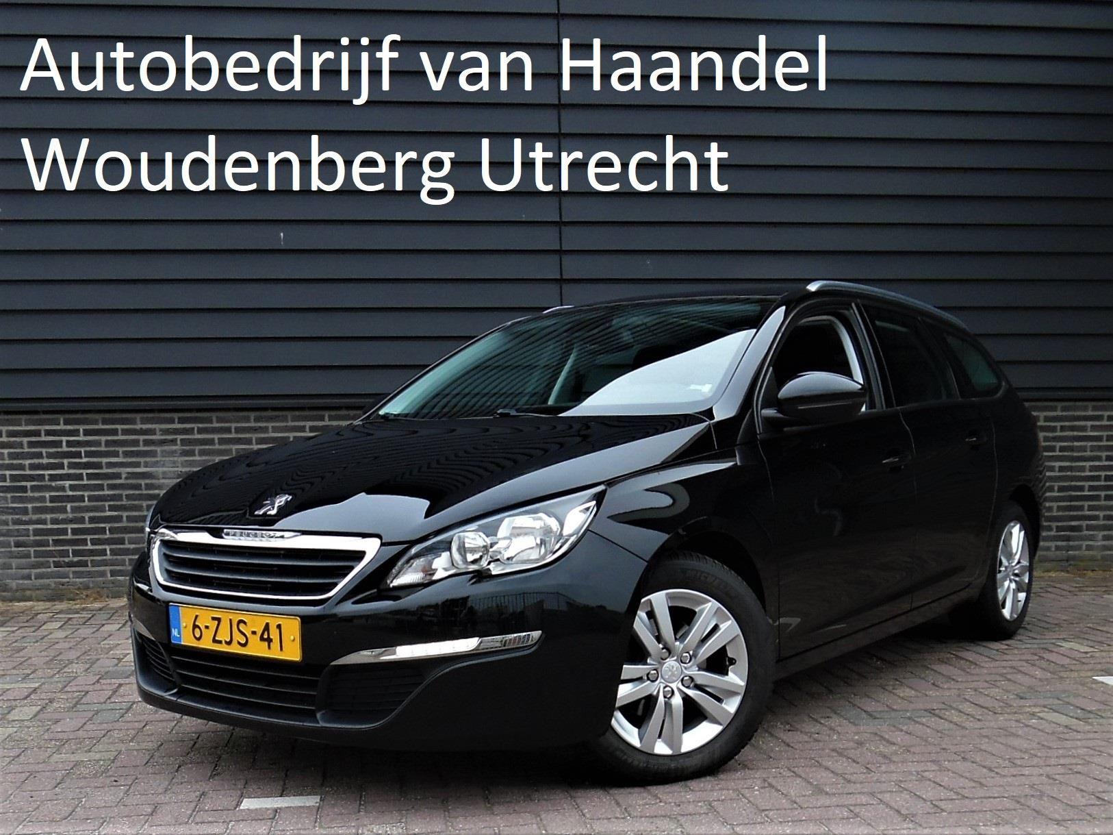 Peugeot 308 SW occasion - Autobedrijf Gerard van Haandel