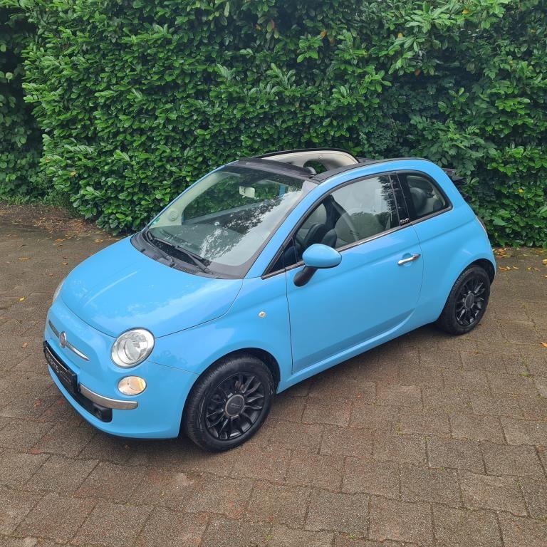 Fiat 500 occasion - Geerts automobielen