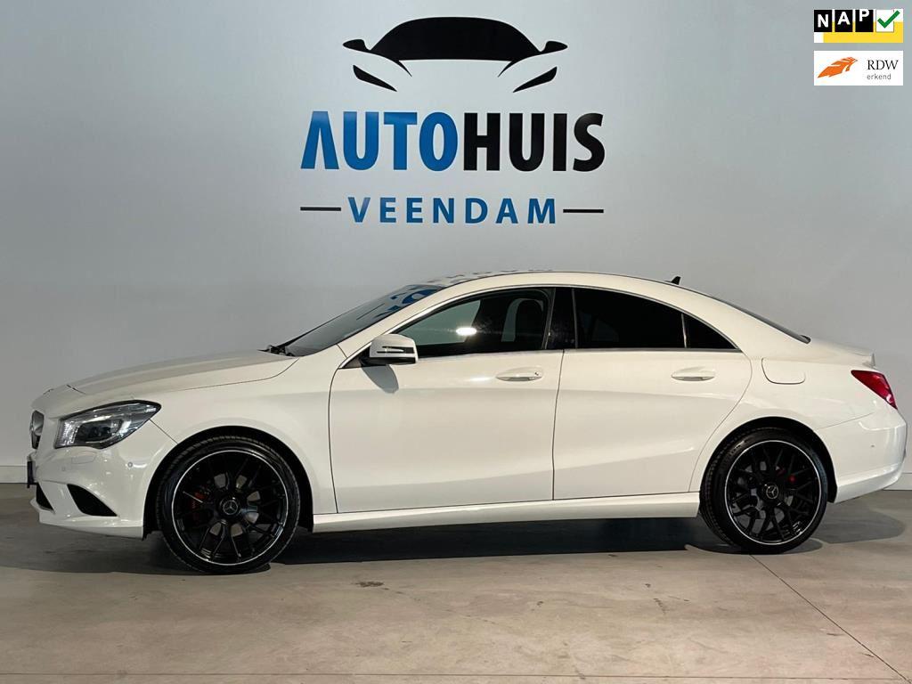 Mercedes-Benz CLA-klasse occasion - Autohuis Veendam