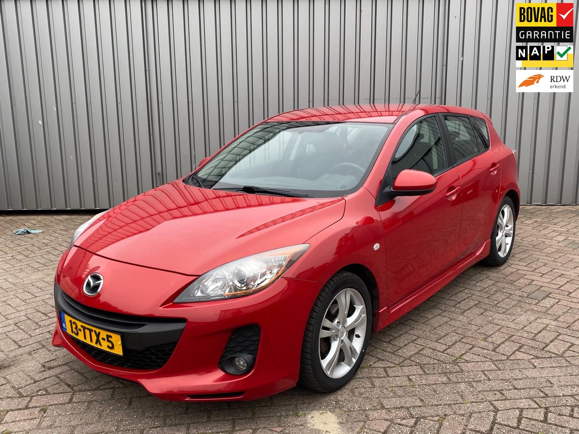 Mazda 3 occasion - Auto van Beek