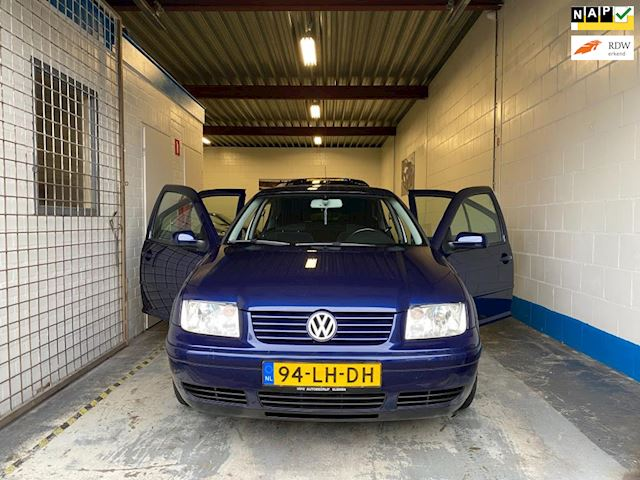 Volkswagen Bora 2.0 Comfortline/Clima/Cruis/Nap/Apk