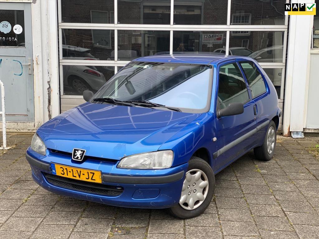 Peugeot 106 occasion - Autobedrijf Esmati