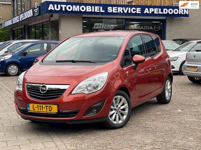 Opel Meriva 1.4 Turbo Business Edition *AIRCO*STOELVERW.*TREKHAAK*MF.STUUR*CRUISE CTR*O.BOEKJES
