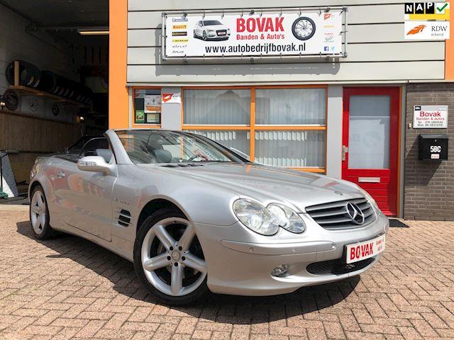 Mercedes-Benz SL-klasse occasion - Autobedrijf Bovak
