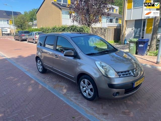 Nissan Note AUTOMAAT / Airco / 125.000 NAP / Leuke auto