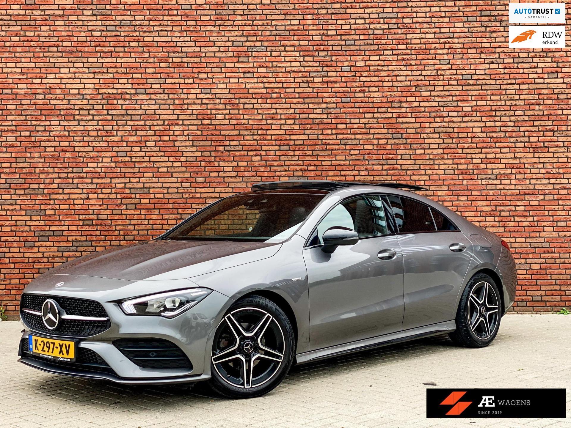 Mercedes-Benz CLA-klasse occasion - AE Wagens