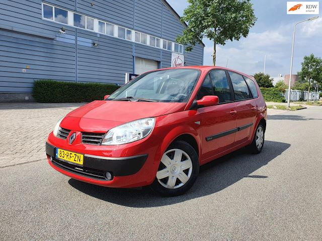 Renault Grand Scénic 1.6-16V Expression Comfort/7PERS/AIRCO/CRUISE/ 2 X SLEUTELS