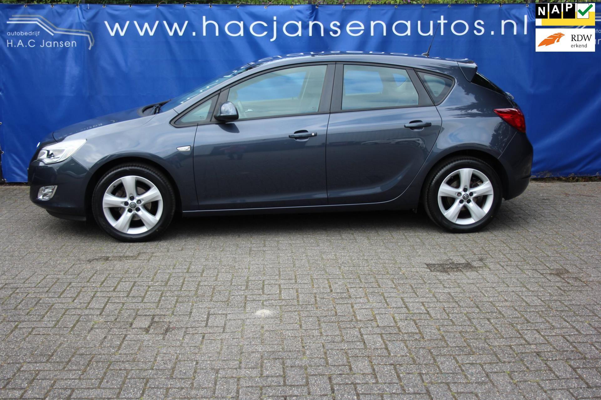 Opel Astra occasion - Autobedr. VOF HAC Jansen