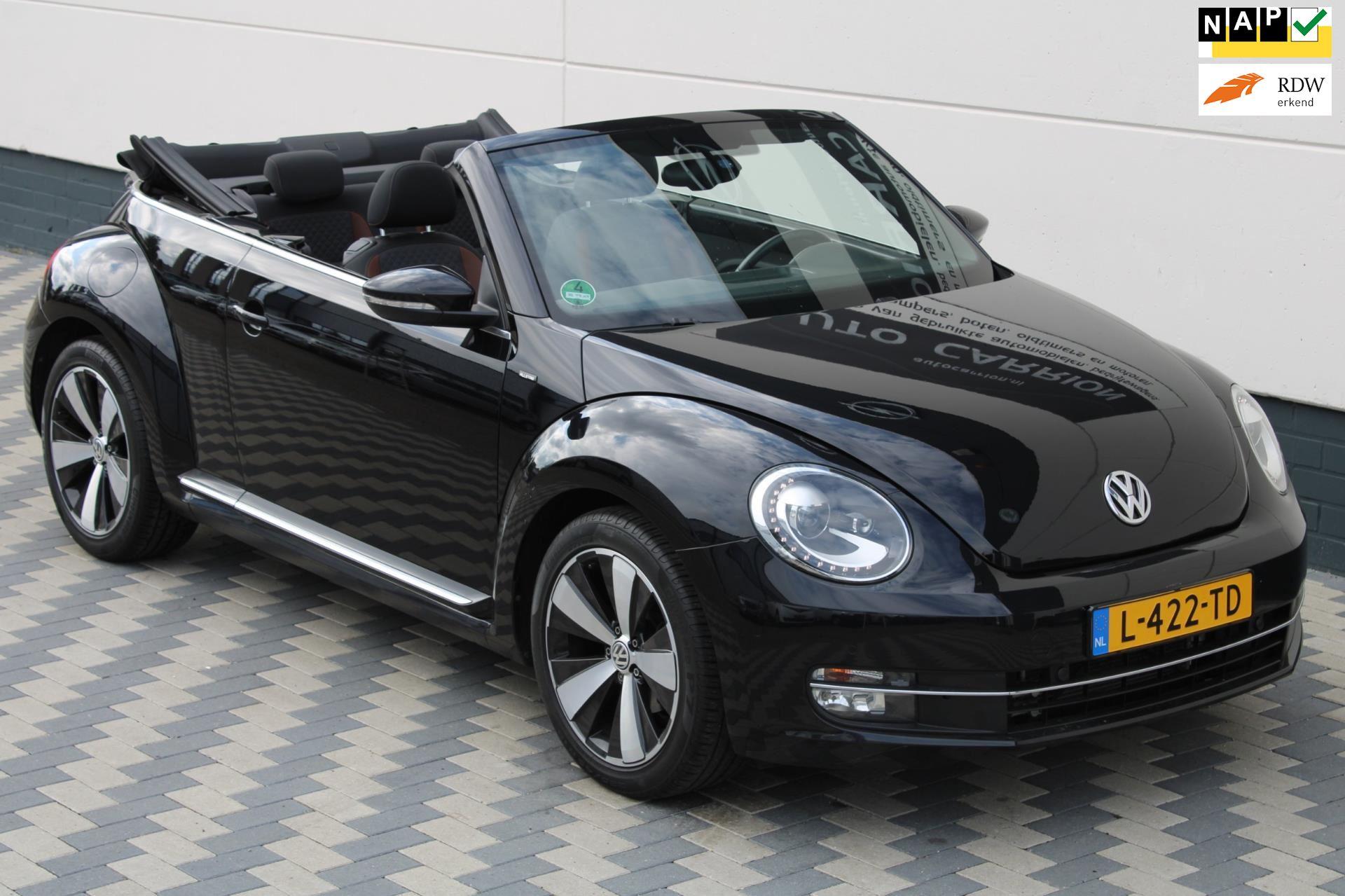 Volkswagen Beetle Cabriolet occasion - CARRION
