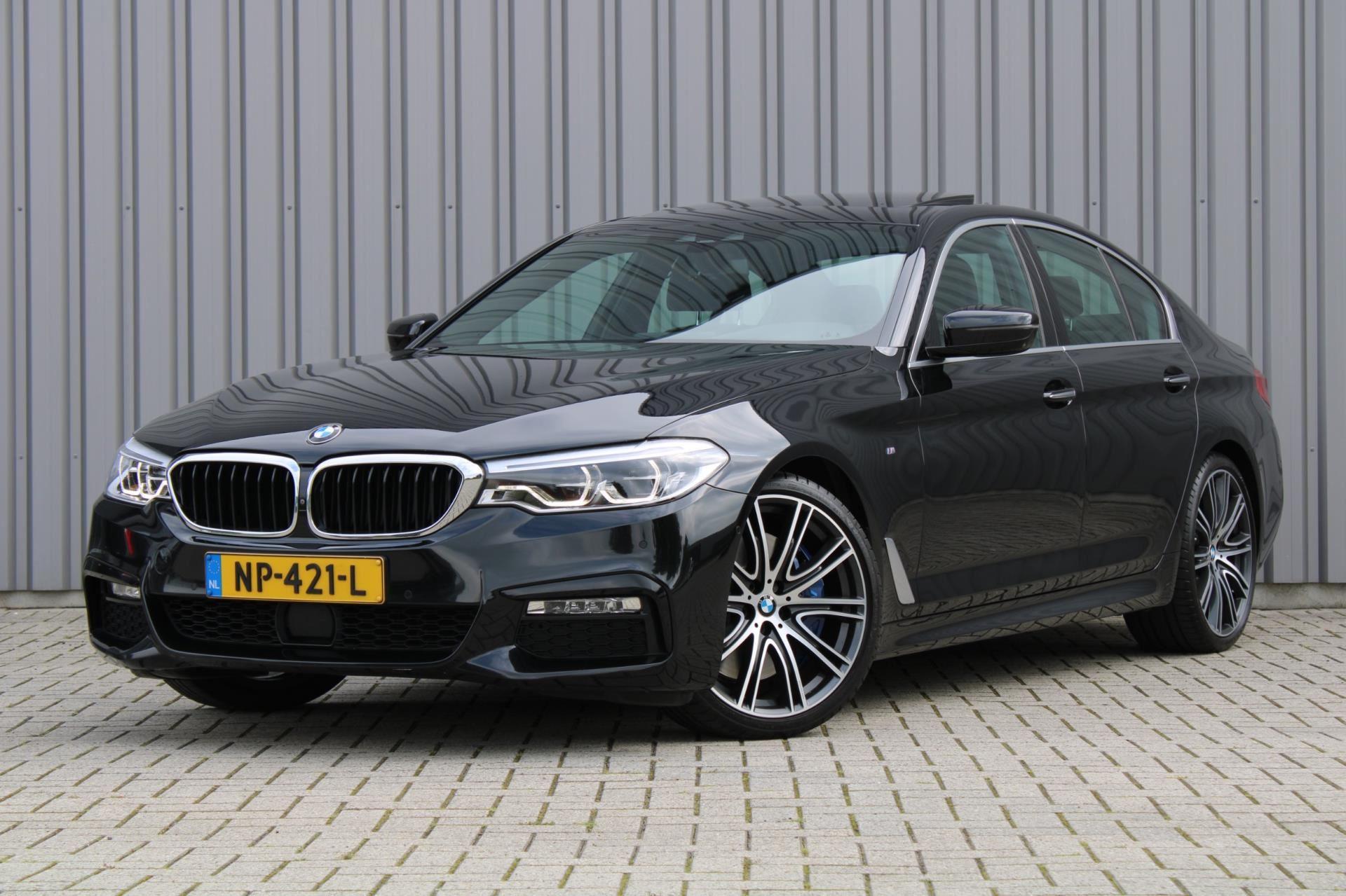 BMW 5-serie occasion - Autobedrijf Van De Klundert