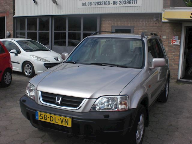 Honda CR-V 2.0i-16V-AUTOM 4X4 AIRCO 166069 KM NAP BJ17-04-1998