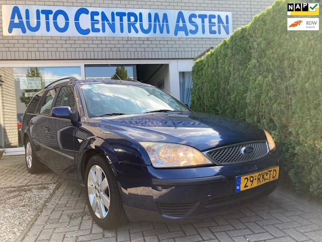Ford Mondeo Wagon 1.8-16V Trend