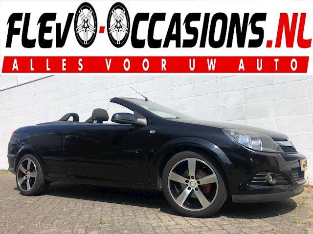 Opel Astra TwinTop 1.6 Enjoy Cabrio NAP NWE APK Airco Cruise Control Elektrische Pakket