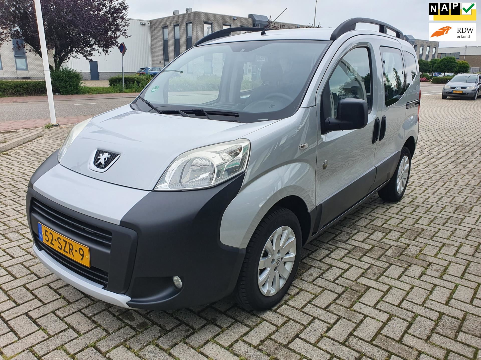 Peugeot Bipper Tepee occasion - RP Automotive