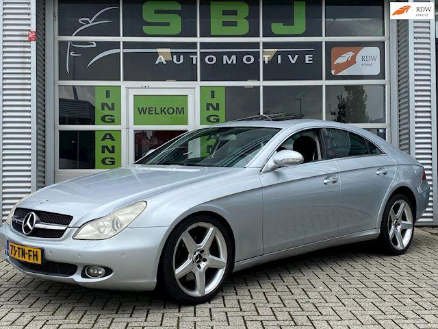 Mercedes-Benz CLS-klasse 350|NAVI|AIRCO|CRUISE|AUTOMAAT|SCHUIF KANTELDAK|ELEK. STOELEN|