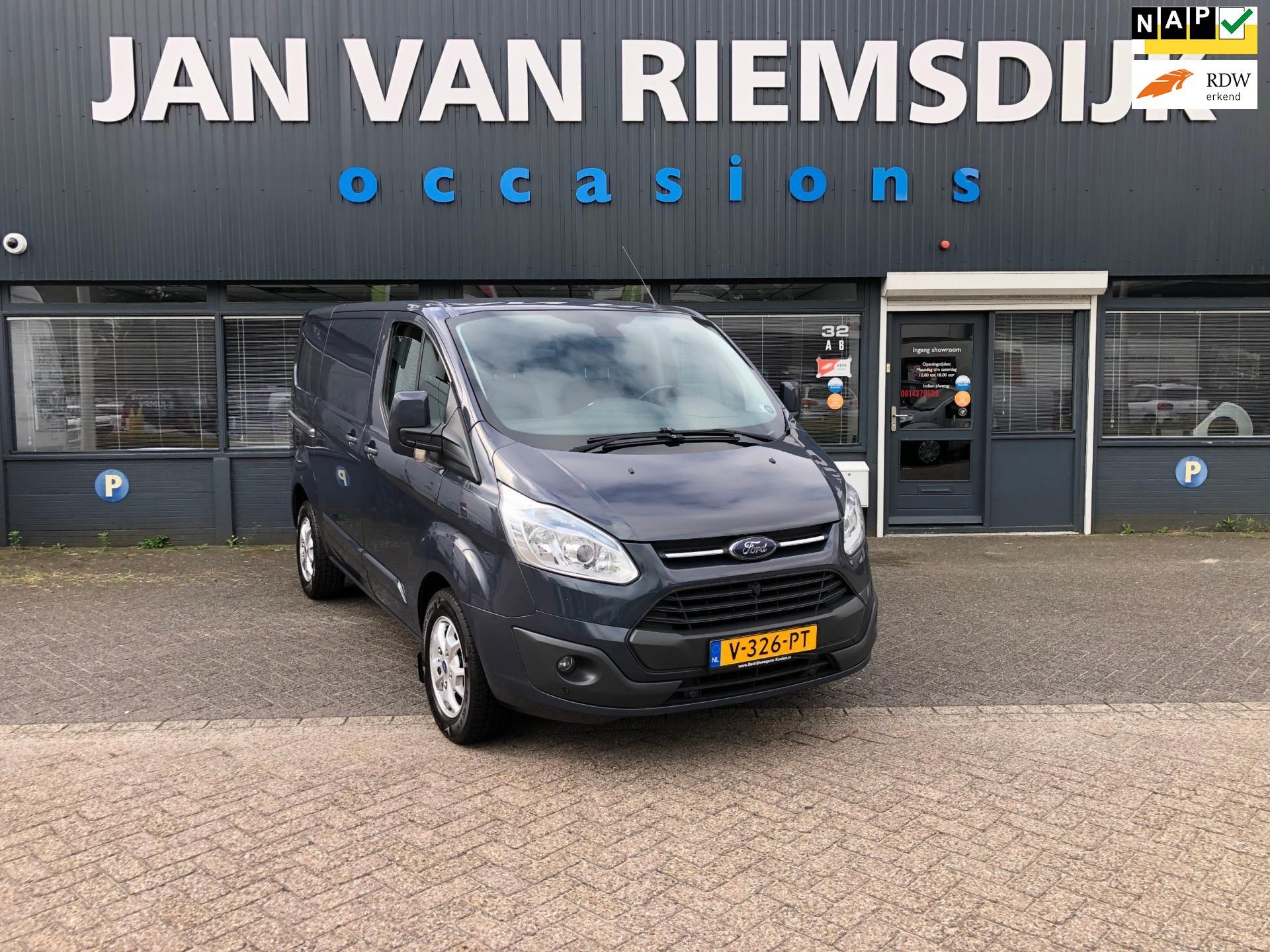 Ford Transit Custom occasion - Autobedrijf Jan van Riemsdijk