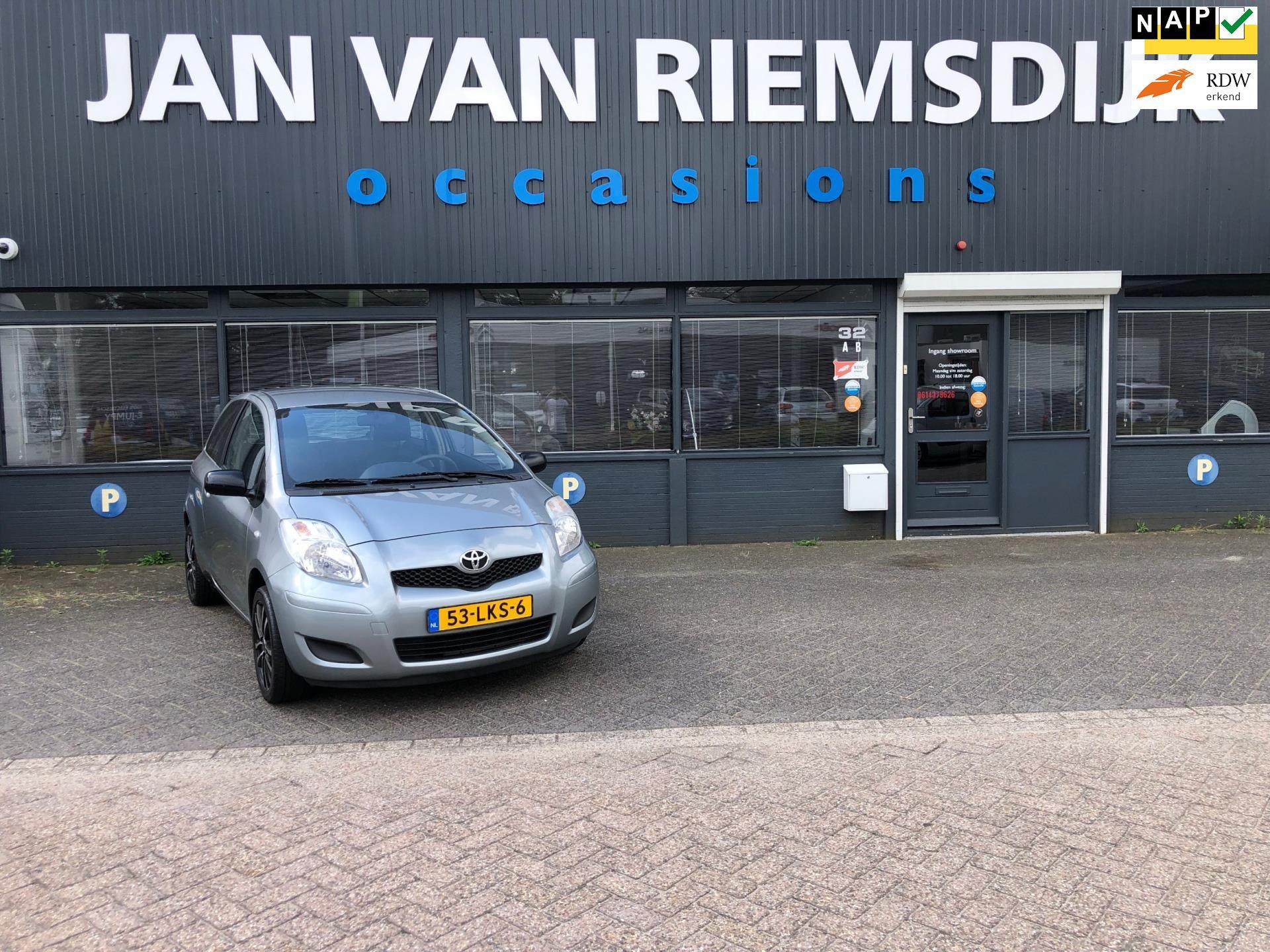 Toyota Yaris occasion - Autobedrijf Jan van Riemsdijk