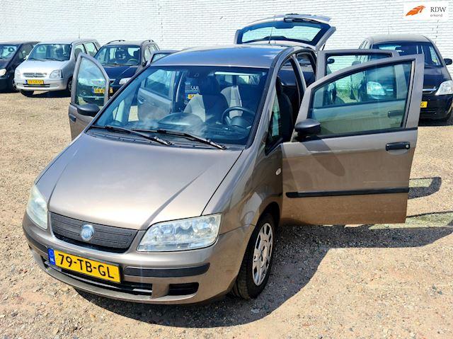 Fiat Idea occasion - DeAuto nl