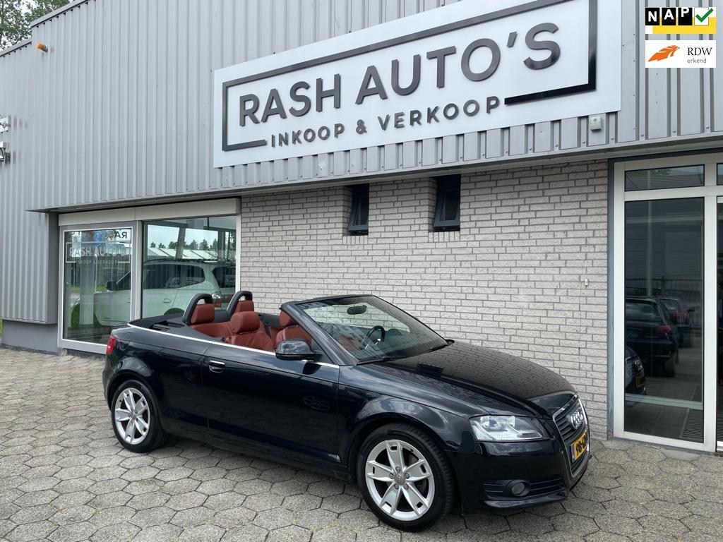 Audi A3 Cabriolet occasion - RASH AUTO'S