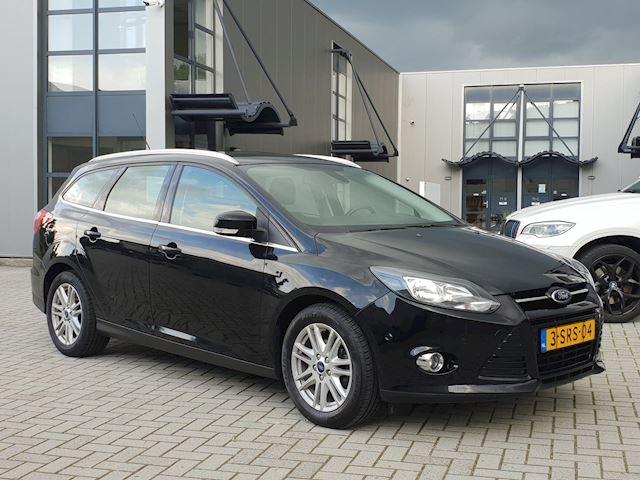 Ford Focus Wagon 1.0 EcoBoost Edition Plus Navi. Zwart