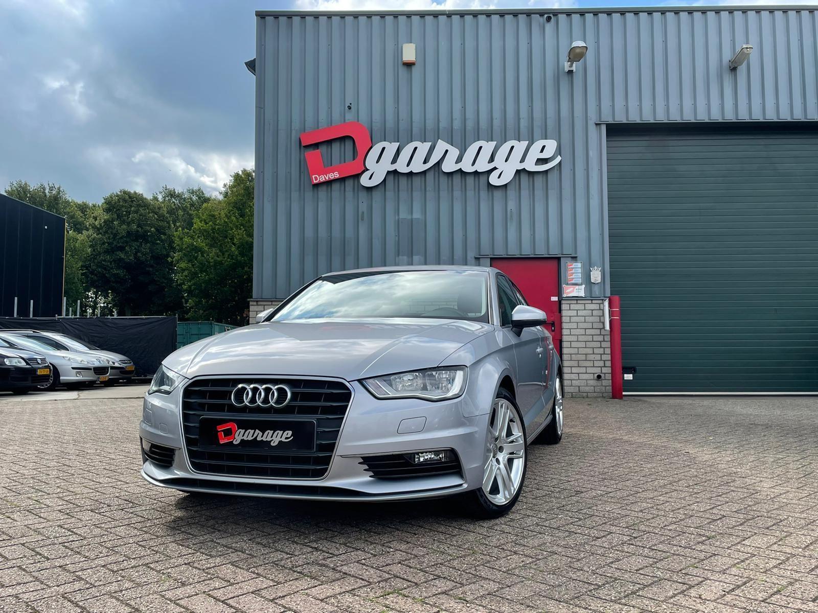 Audi A3 Limousine occasion - Dave's Garage