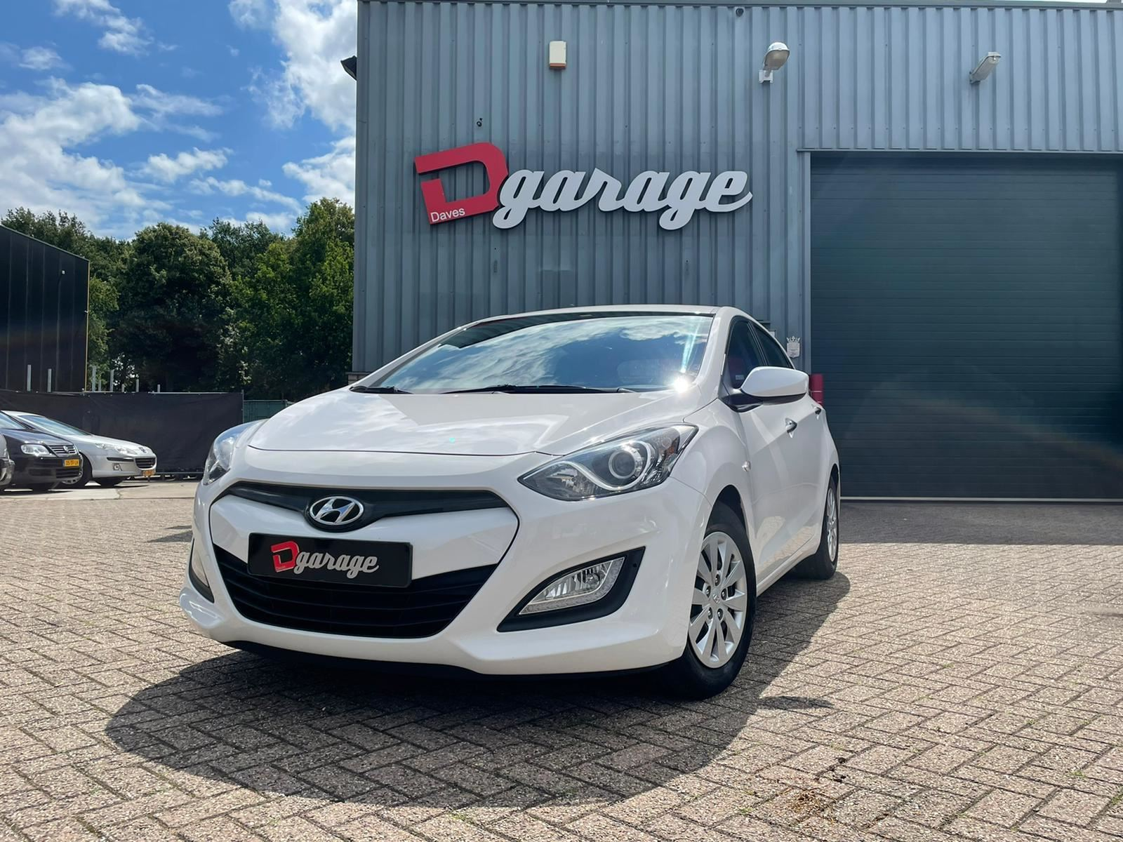 Hyundai I30 occasion - Dave's Garage