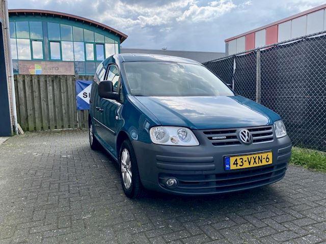 Volkswagen Caddy 1.9 TDI BlueMotion/Navi/Lmv/Cruise/Nap