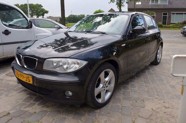 BMW 1-serie 120i High Executive apk 4-7-2022 keting vernieuwd