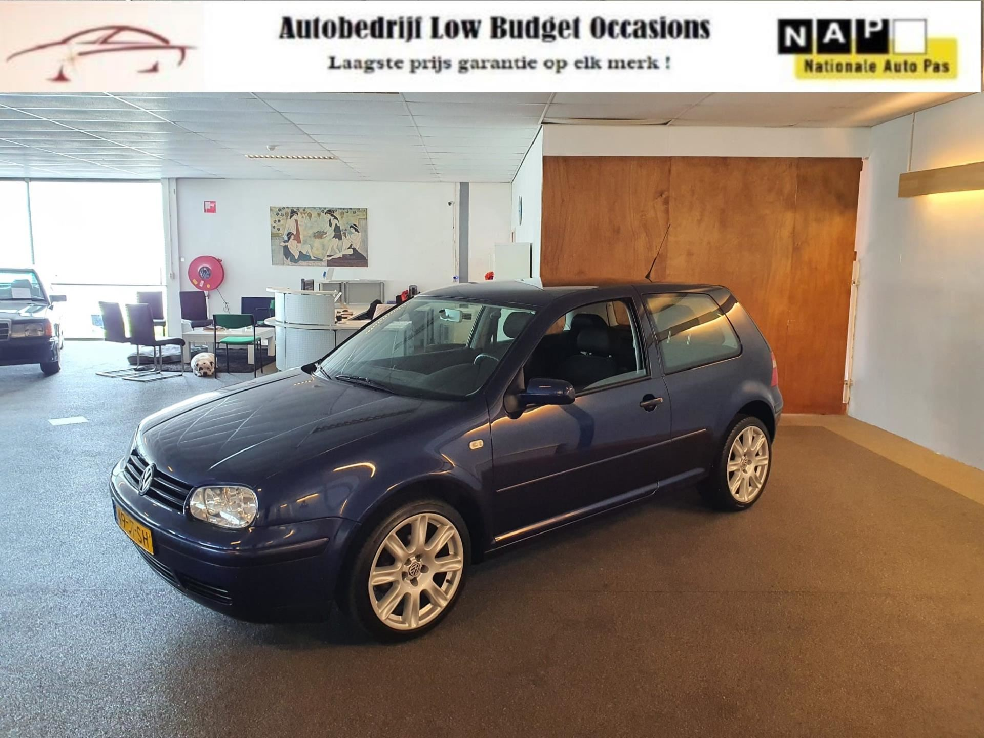 Volkswagen Golf occasion - Low Budget Occasions