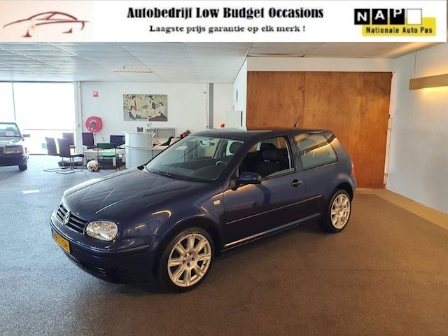 Volkswagen Golf 1.4-16V sport, Apk Nieuw,Airco,E-Ramen,18Inch velgen,N.A.P,Weining km's,Topstaat!!