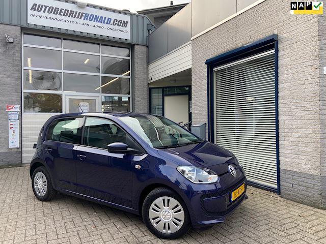 Volkswagen Up! 1.0 move up! BlueMotion NL.Auto/1Ste Eigenaar/Airco/Elc.Pakket/5Deurs