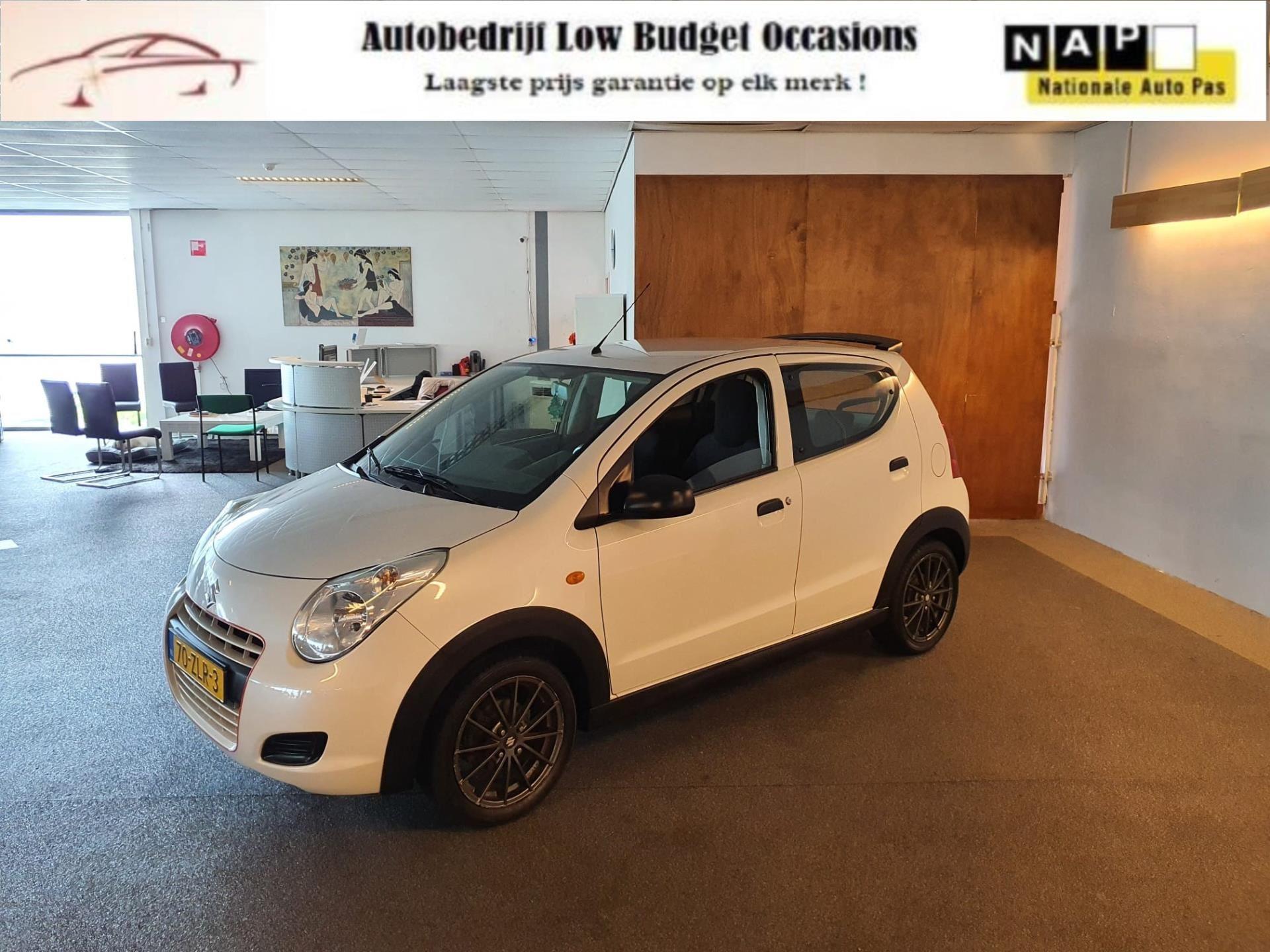 Suzuki Alto occasion - Low Budget Occasions