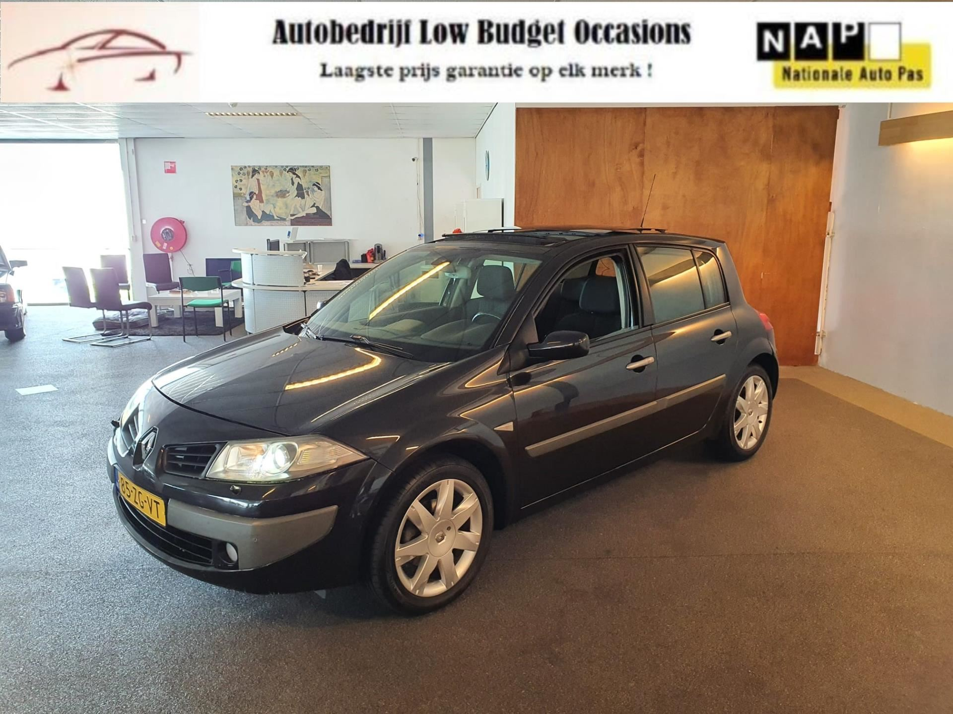 Renault Mégane occasion - Low Budget Occasions