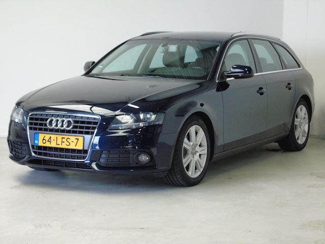 Audi A4 Avant occasion - van Dijk auto's