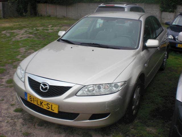 Mazda 6 2.0i  AUTOMAAT AIRCO APK 02-2022 BJ 02 2003