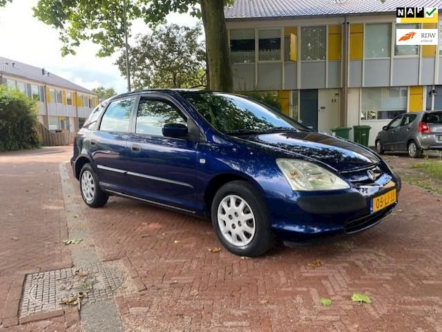 Honda Civic AUTOMAAT / 124.000 NAP / Airco / Leuke auto