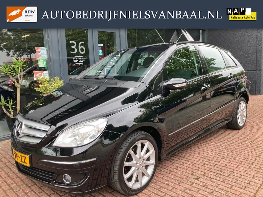 Mercedes-Benz B-klasse occasion - Autobedrijf Niels van Baal