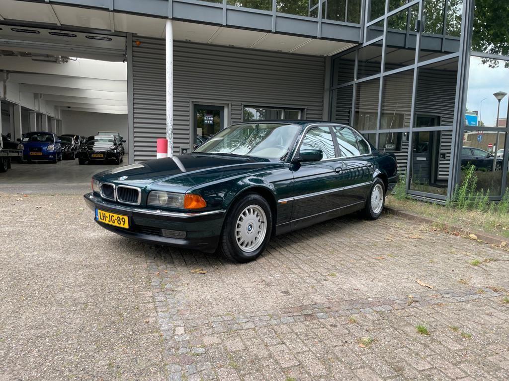 BMW 7-serie occasion - Garage Roxs